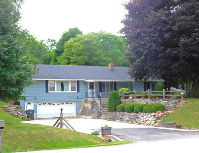 Waukesha Single Family Home Active Contingent With Offer: W223s3065 Racine Ave