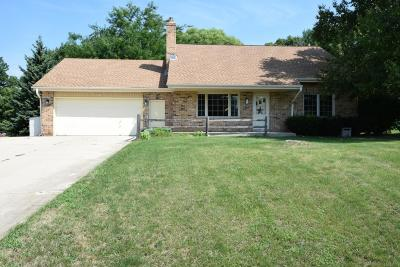 Racine County Single Family Home Active Contingent With Offer: 29714 Fernwood Dr