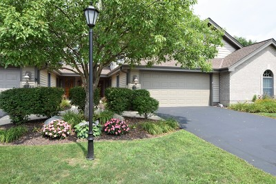 Waukesha WI Condo/Townhouse For Sale: $249,900