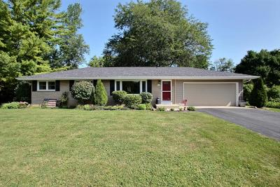 Menomonee Falls Single Family Home Active Contingent With Offer: N51w15674 Fair Oak Pkwy