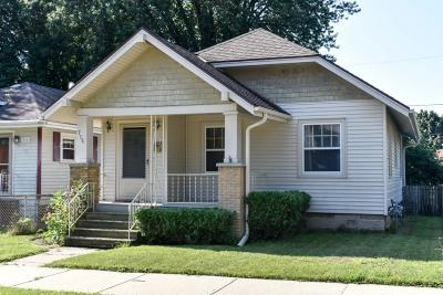 South Milwaukee Single Family Home Active Contingent With Offer: 715 Marshall Ave