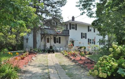 Racine County Two Family Home For Sale: 4806 W 7 Mile Rd