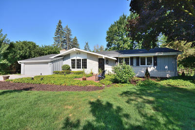 Brookfield Single Family Home Active Contingent With Offer: 2375 Guinevere Dr