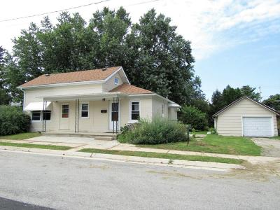 Watertown Single Family Home Active Contingent With Offer: 1010 Vine St