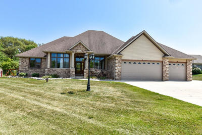 Ozaukee County Single Family Home Active Contingent With Offer: N5374 Loraine Ct