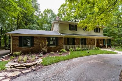 Cedarburg Single Family Home Active Contingent With Offer: 335 Douglas Ln