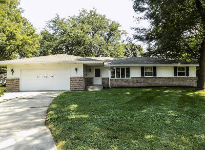 Whitewater Single Family Home For Sale: 231 S Greenhouse Ln