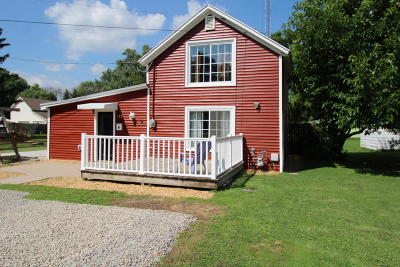 Jefferson County Single Family Home Active Contingent With Offer: 115 W Oak St