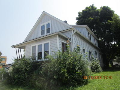 South Milwaukee Two Family Home For Sale: 1209 Madison Ave #1209A