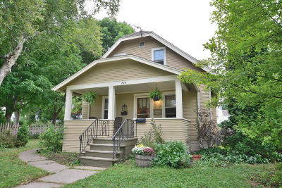 Jefferson Single Family Home Active Contingent With Offer: 204 S Wilson Ave