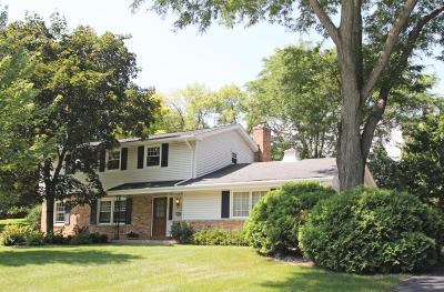 Brookfield Single Family Home For Sale: 3325 Harrigan Dr