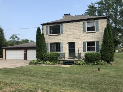 Muskego Two Family Home Active Contingent With Offer: S86w17985 Woods Rd