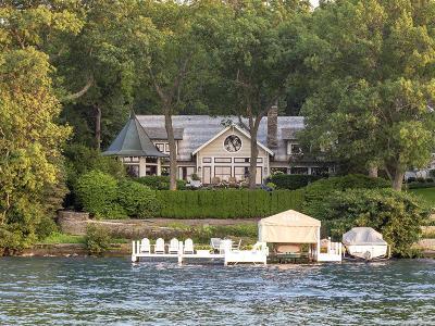 Lake Geneva Single Family Home For Sale: W3868 Lackey Ln