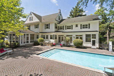 Lake Geneva Single Family Home For Sale: W4206 Southland Rd