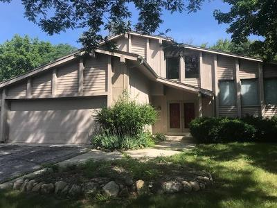 Single Family Home Active Contingent With Offer: 7210 Huckleberry Ct