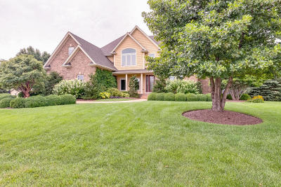 Racine County Single Family Home Active Contingent With Offer: 2018 Centennial Ln