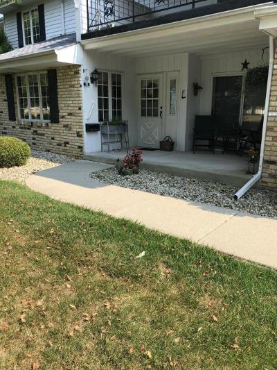 Kenosha Condo/Townhouse Active Contingent With Offer: 3116 86th St