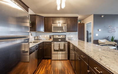 Milwaukee Condo/Townhouse For Sale: 1660 N Prospect Ave #1106