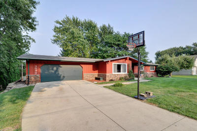 Racine Single Family Home For Sale: 3049 Newman Rd