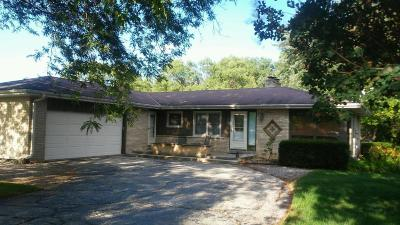 Racine County Single Family Home For Sale: 3209 Rodney Ln