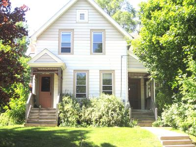 Ozaukee County Two Family Home For Sale: N69w5358 Columbia Rd #N69W5360