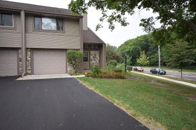 West Bend Condo/Townhouse For Sale: 625 W Tamarack Dr
