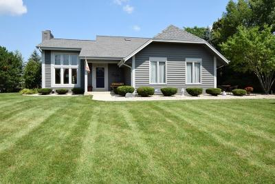 New Berlin Single Family Home Active Contingent With Offer: 12440 W Edgerton Ave