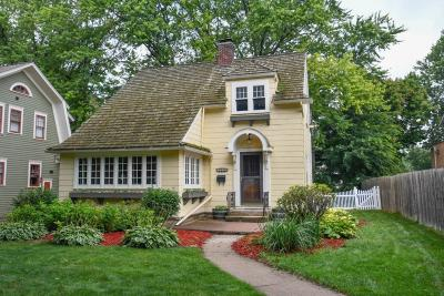Watertown Single Family Home For Sale: 1008 S Eighth St