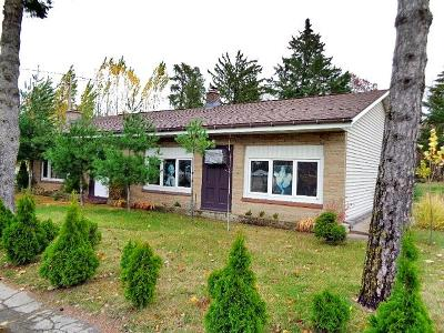 Marinette County Single Family Home For Sale: W17470 Us Hwy 141