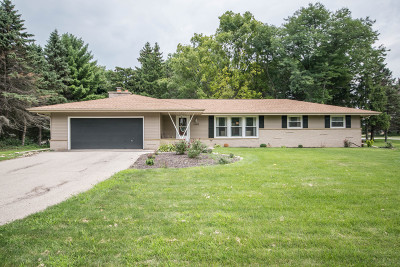 Brookfield Single Family Home For Sale: 1500 Lookout Ln