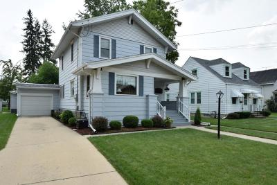 Kenosha County Two Family Home For Sale: 2507 73rd St