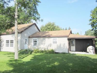 Menominee Single Family Home Active Contingent With Offer: N1534 State Highway M-35