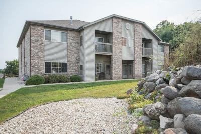 Muskego Condo/Townhouse Active Contingent With Offer: W169s7639 Gregory South #A
