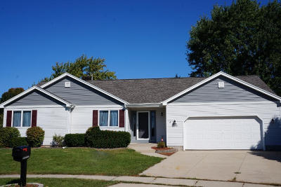 Jackson WI Single Family Home For Sale: $269,900