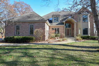Racine County Single Family Home For Sale: 30705 Hunters Glen Rd