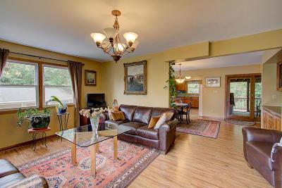 Ozaukee County Single Family Home For Sale: W4591 Belgium Kohler Rd