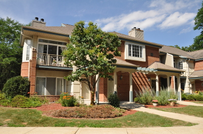 Brookfield Condo/Townhouse Active Contingent With Offer: 18880 Toldt Woods Dr #7