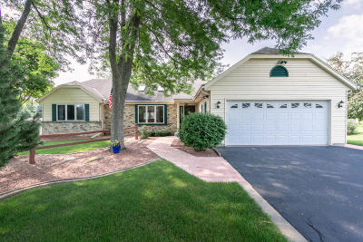 New Berlin Single Family Home For Sale: 13501 W Nicolet Dr