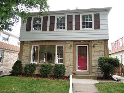 Milwaukee Single Family Home For Sale: 2764 N Sholes Ave
