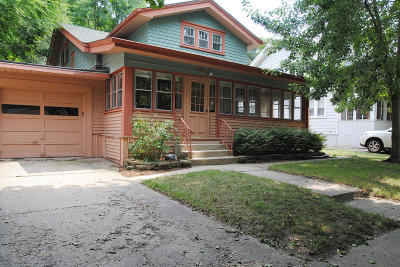 Wauwatosa Single Family Home Active Contingent With Offer: 1536 N 69th St