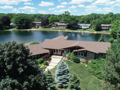 Milwaukee County Single Family Home For Sale: 6565 N Pine Shore Dr
