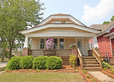 Milwaukee County Single Family Home For Sale: 1983 S 76th St