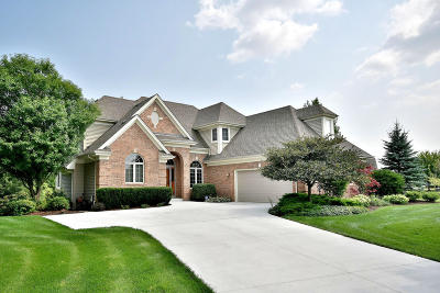 Pleasant Prairie WI Single Family Home For Sale: $494,777