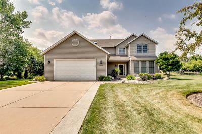 Pleasant Prairie WI Single Family Home For Sale: $338,900