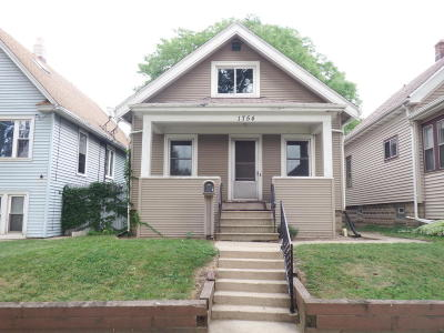 West Allis Single Family Home For Sale: 1754 S 62nd St