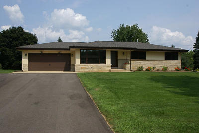 New Berlin Single Family Home Active Contingent With Offer: 21730 W Mac Gregor Dr