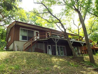 Whitewater Single Family Home Active Contingent With Offer: N7751 E Lakeshore Dr