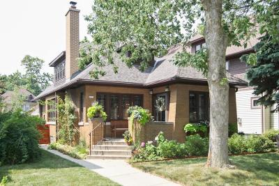 Milwaukee County Single Family Home For Sale: 4473 N Frederick Ave