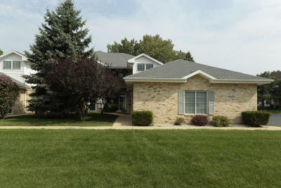 Milwaukee County Condo/Townhouse For Sale: 6100 S Creekside Dr #1