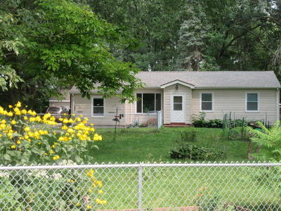 Pleasant Prairie Single Family Home Active Contingent With Offer: 10227 8th Ave